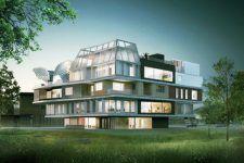 SAUTER sponsert das NEST Gebäudelabor für ökologisches Bauen.