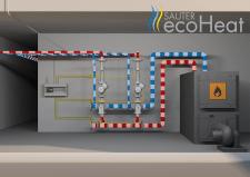 Sauter ecoHeat Control zeugt von Flexibilität und Expertise - der Heizungsregler der mitdenkt