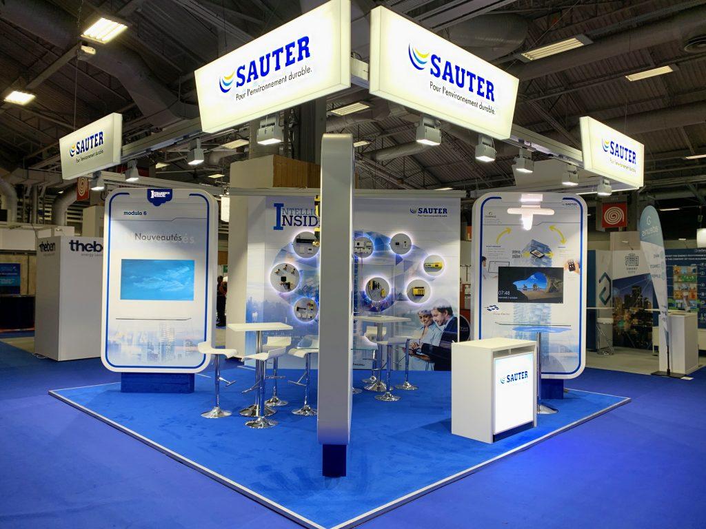 Sauter war dabei an der IBS 2019. Eine erfolgreiche Messe im Bereich der Gebäudeautomation.