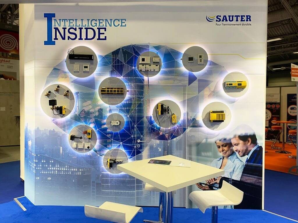 auter was present at IBS 2019, a successful trade fair in the field of building automation.